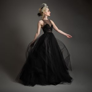 Dark Dramatic Bridal